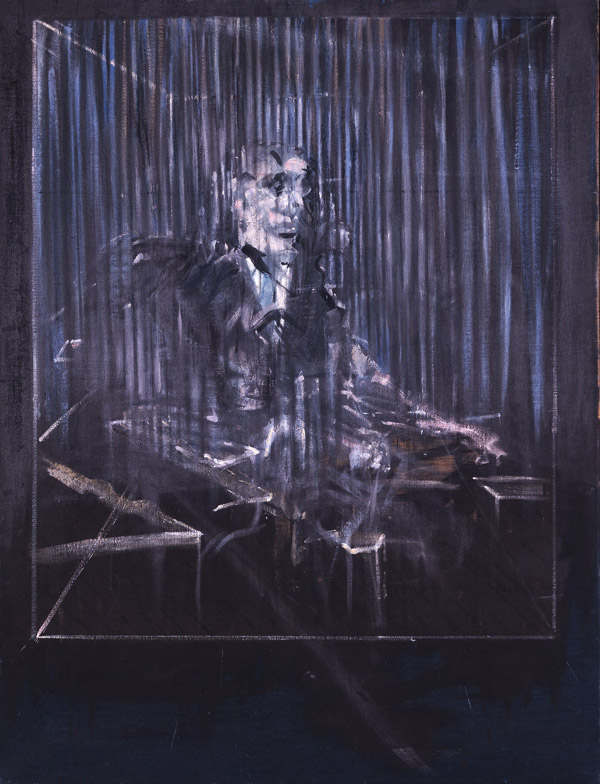 Francis Bacon, Sphinx, 1953
